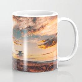 horse shoe bend canyon Coffee Mug