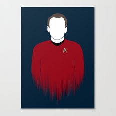 Scotty Canvas Print