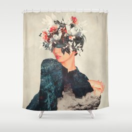 Kumiko Shower Curtain