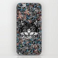 The Creative Cat iPhone Skin