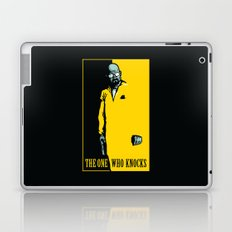 The One Who Knocks Laptop & iPad Skin