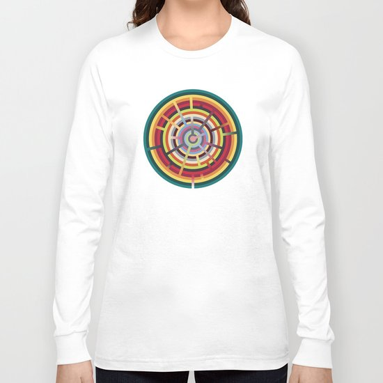 Lost in color Long Sleeve T-shirt