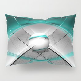 The Mobius Continuum Pillow Sham