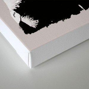 BUKOWSKI - solitude QUOTE Canvas Print