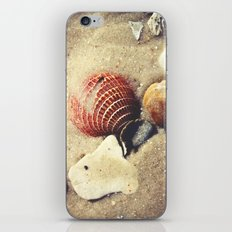 Listen to the Waves iPhone & iPod Skin