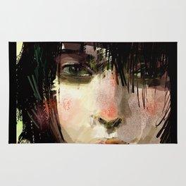 Poster Girl Rug