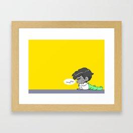 mabe Framed Art Print