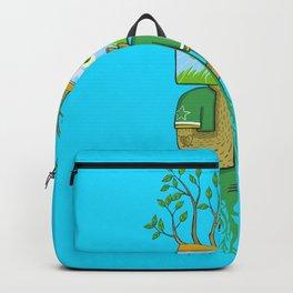 Supernatural Reader Backpack