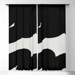 Abstract Form 05 Blackout Curtain