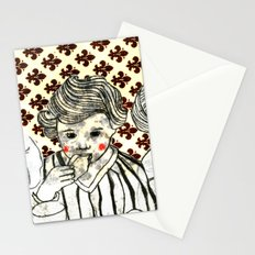 dolls Stationery Cards