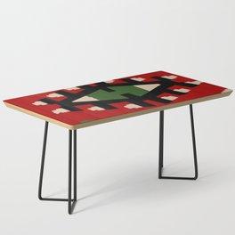 Kilim Coffee Table