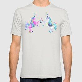 Pastel Unicorns T-shirt