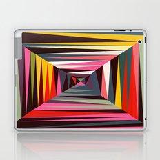 Retro Tunnel Laptop & iPad Skin