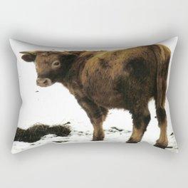 Shy boy, Bert Rectangular Pillow