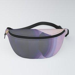 Ultraviolet Impulses Fanny Pack