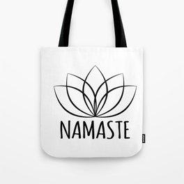 Namaste Gift Tote Bag