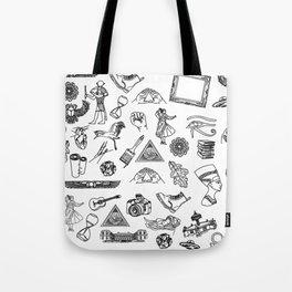 Aito Design B&W by Aitana Pérez Tote Bag