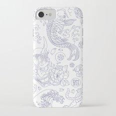 Japanese Tattoo iPhone 7 Slim Case