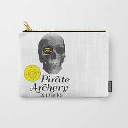 Pirate Archery - X Marks the Spot Carry-All Pouch