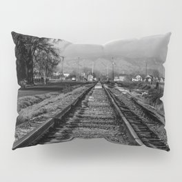 Wrong Side of the Tracks Pillow Sham