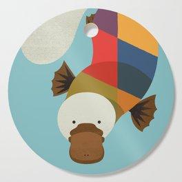 Platypus Cutting Board
