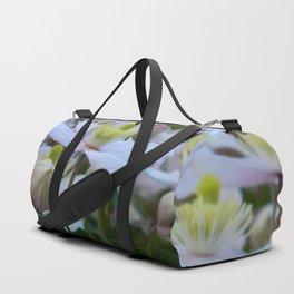 Clemantis Montana I2 Duffle Bag