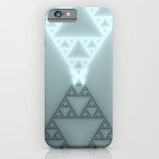 Triangles Glow iPhone 6s Slim Case