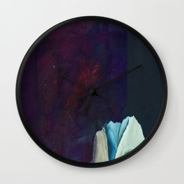 A failing trek to Happiness  Wall Clock