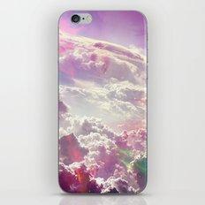 Clouds #galaxy iPhone & iPod Skin