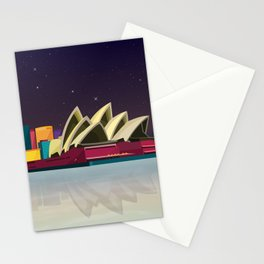 City Sydney Stationery Cards