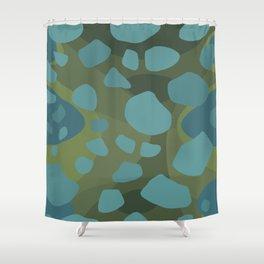 Rio Grande Perch Shower Curtain