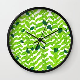 Cover 34 Wall Clock