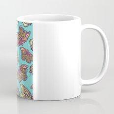 heart and butterflies Mug