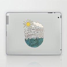 Emerson: Live in the Sunshine Laptop & iPad Skin