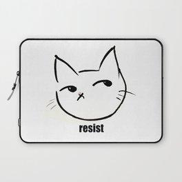 Resist kitty Laptop Sleeve