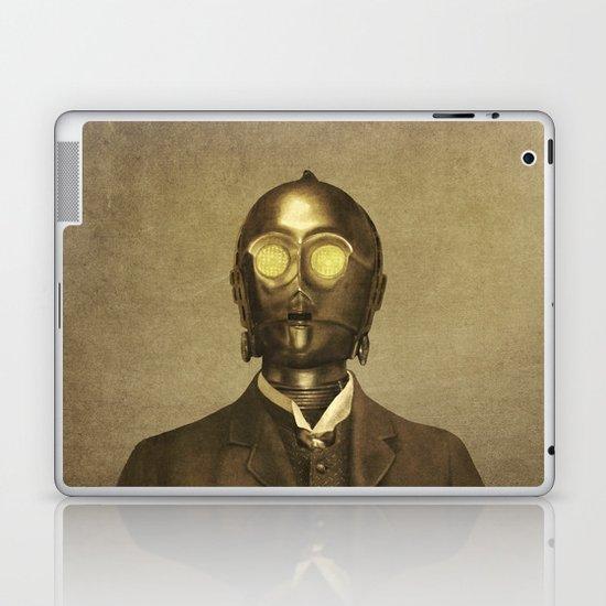Baron Von Three PO - square format Laptop & iPad Skin