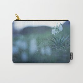Fragility on a Hill. Carry-All Pouch