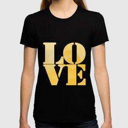 Danish Heart Gold #181 Happy Holidays! T-shirt