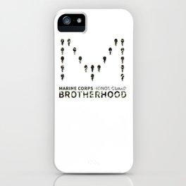 MCHG Brotherhood iPhone Case