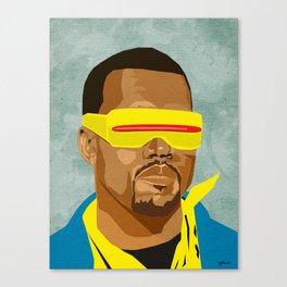 Chicago's Hip Hop Hero Canvas Print