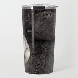 A Clam & A Barnacle Travel Mug