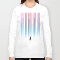 birch Long Sleeve T-shirts featuring Birch by Scott Uminga