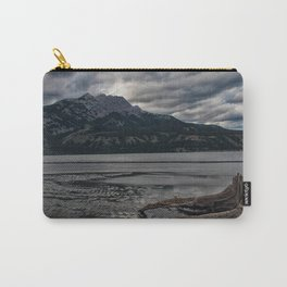 Tree In Jasper Lake Carry-All Pouch