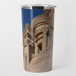 Monastery, Petra Travel Mug