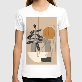 Abstract Shapes 04 T-shirt