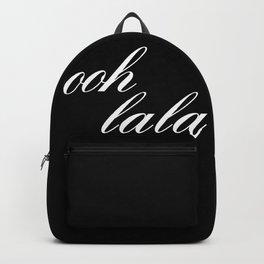 ooh la la III Backpack
