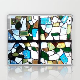 Beauty in Brokenness Andreas 1 Laptop & iPad Skin
