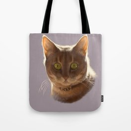Nikki Portrait Tote Bag