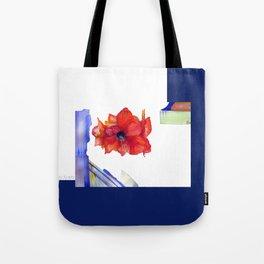 Maui Amaryllis Tote Bag