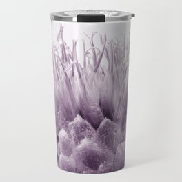 Monochrome - Centaurea Travel Mug